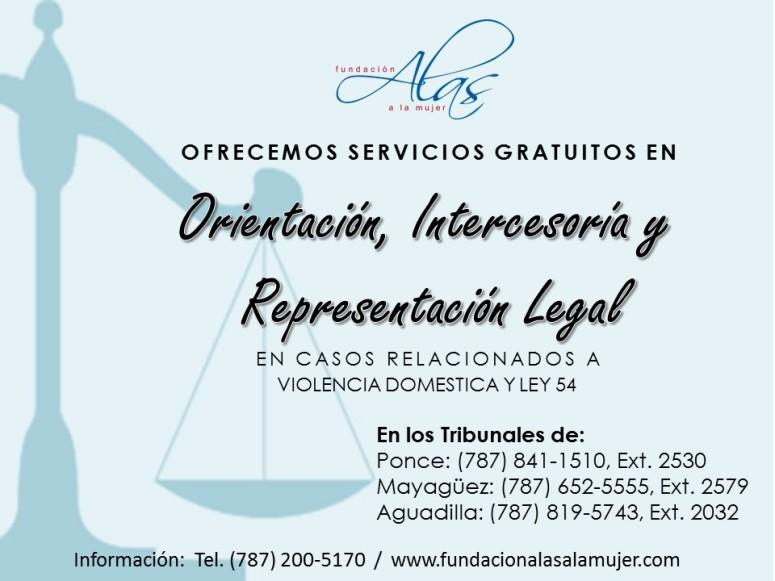 Promocion de servicios legales